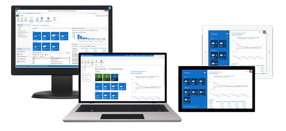 Access Anywhere to Microsoft Dynamics NAV (navision)