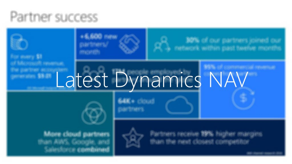 "Microsoft Dynamics NAV ""Tenerife"", the next NAV version?"