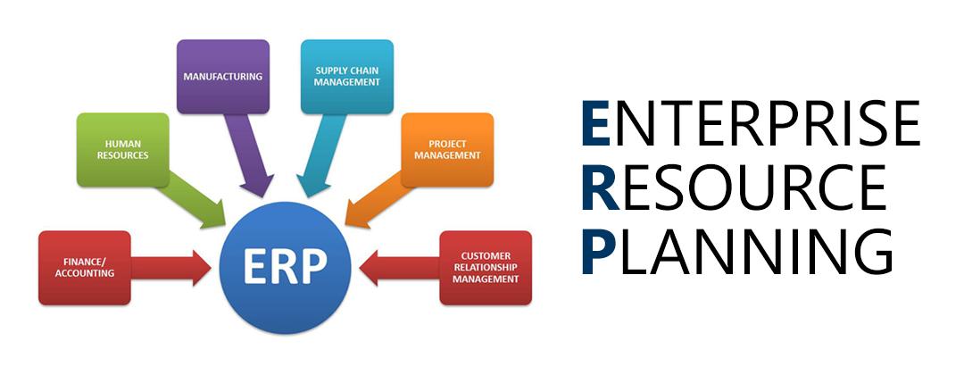 โครงสร้างของ ระบบ ERP