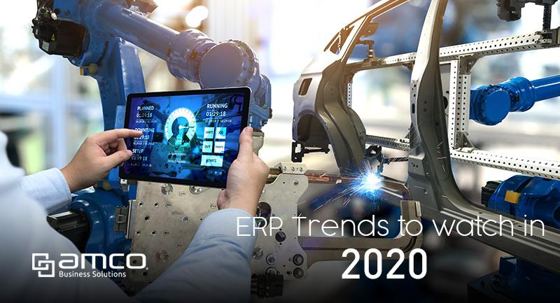 แนวโน้ม ERP Software ในปี 2020 เป็นอย่างไร