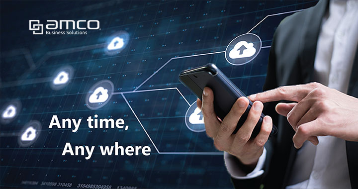 Come to AMCO for your cloud solutions