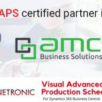AMCO is the first Netronic VAPS partner in Asia