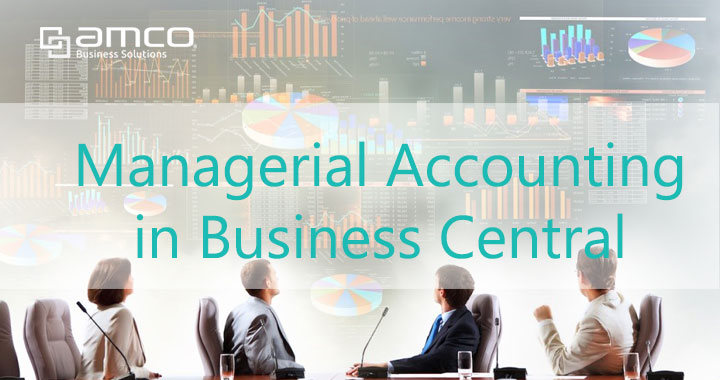 Managerial accounting for business management
