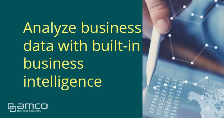 Buil in Business Intelligence cover