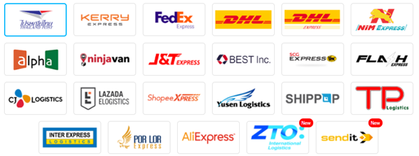 Parcel tracking, track packages integration service with multiple providers.